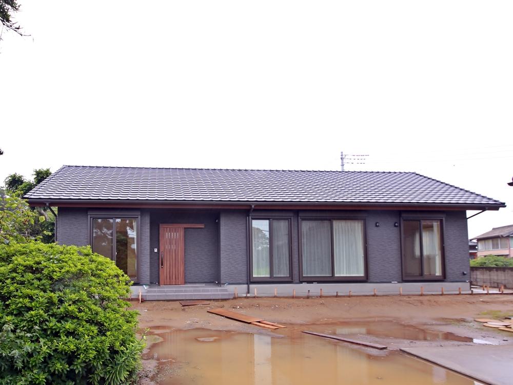 7月樅と漆喰の平屋完成内覧会【終了】